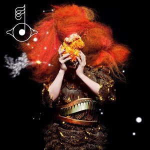 Bjork - Crystalline Single Cover