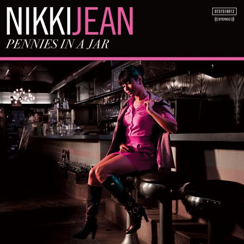Nikki Jean Pennies in a Jar