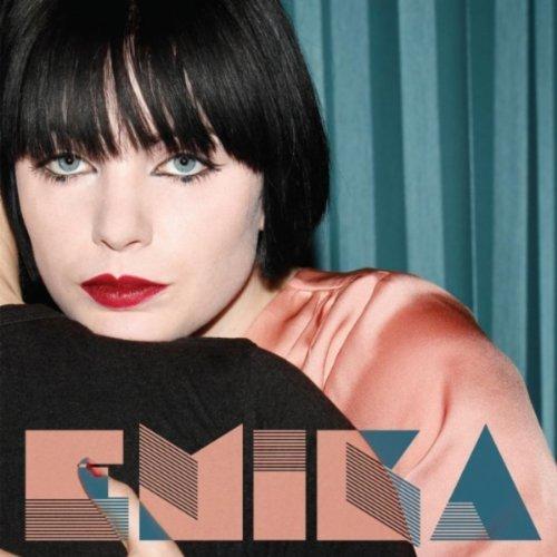 Emika - Emika Cover