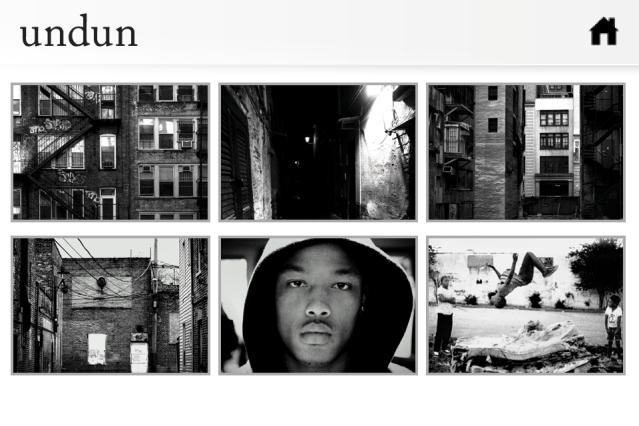 The Roots Undun App Screencap