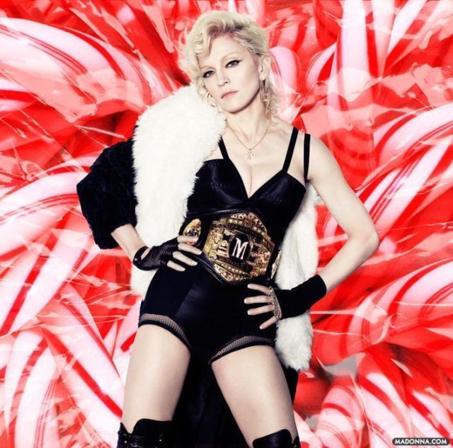Madonna Hard Candy