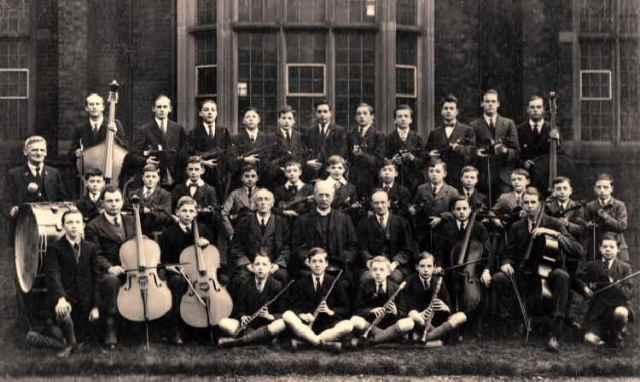 1930's School Orchestra