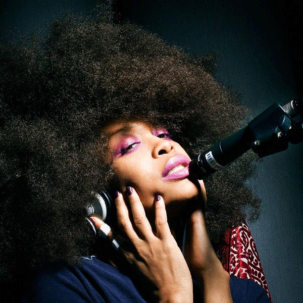 Pleasant Erykah Badu To Release Two Albums In 2012 2020K Hairstyle Inspiration Daily Dogsangcom