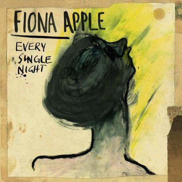 Fiona Apple Every Single Night Single Cover