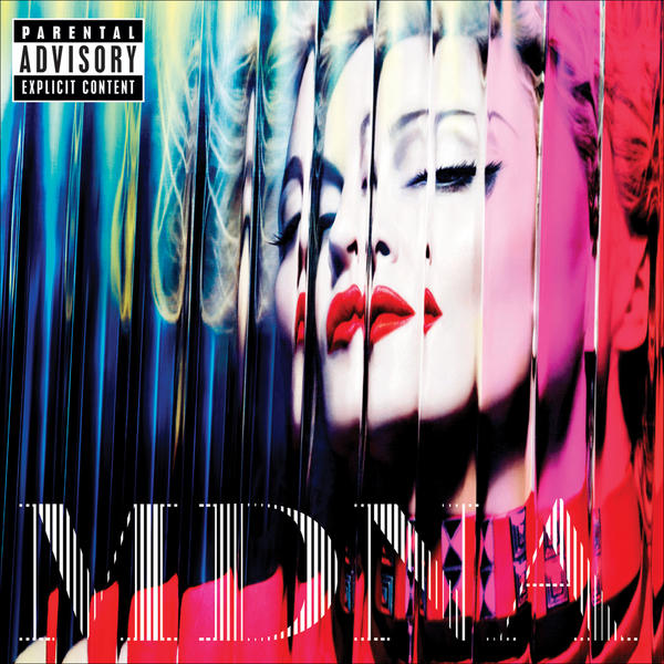 Madonna MDNA Deluxe Cover
