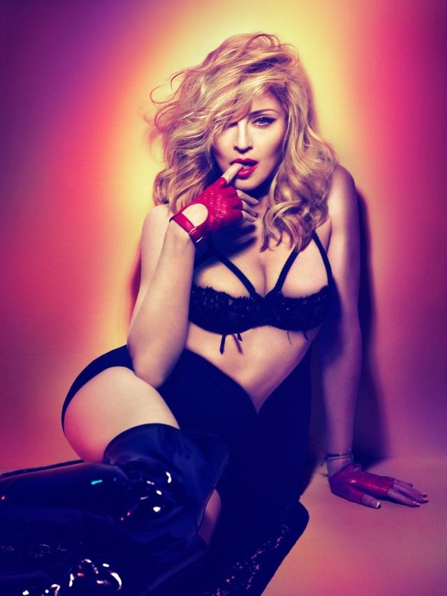 Madonna MDNA Promo