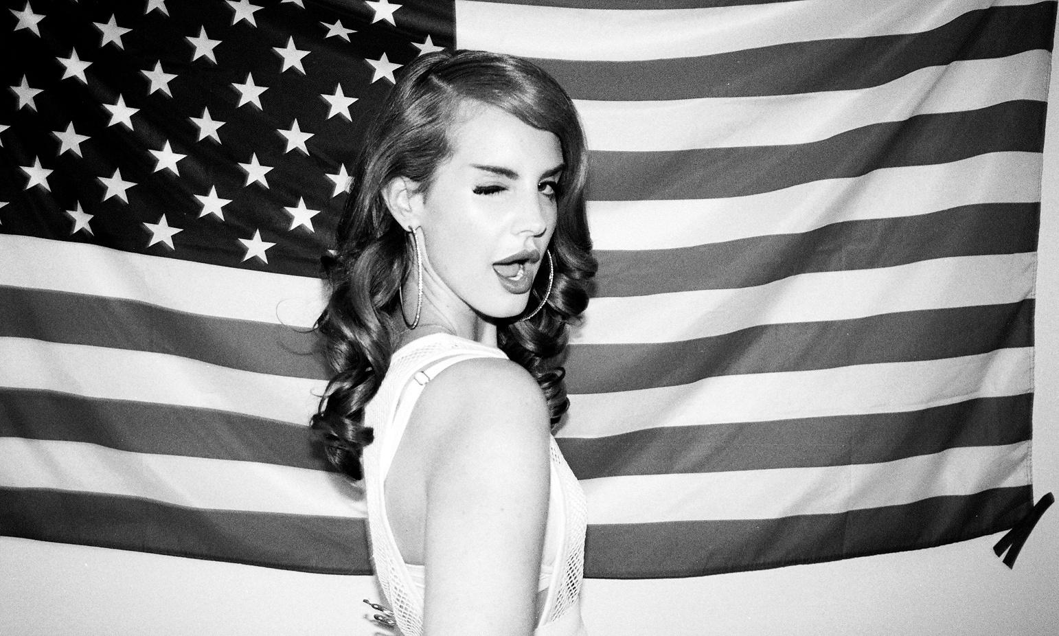 Original Video Of The Demo Version Lana Del Reys National