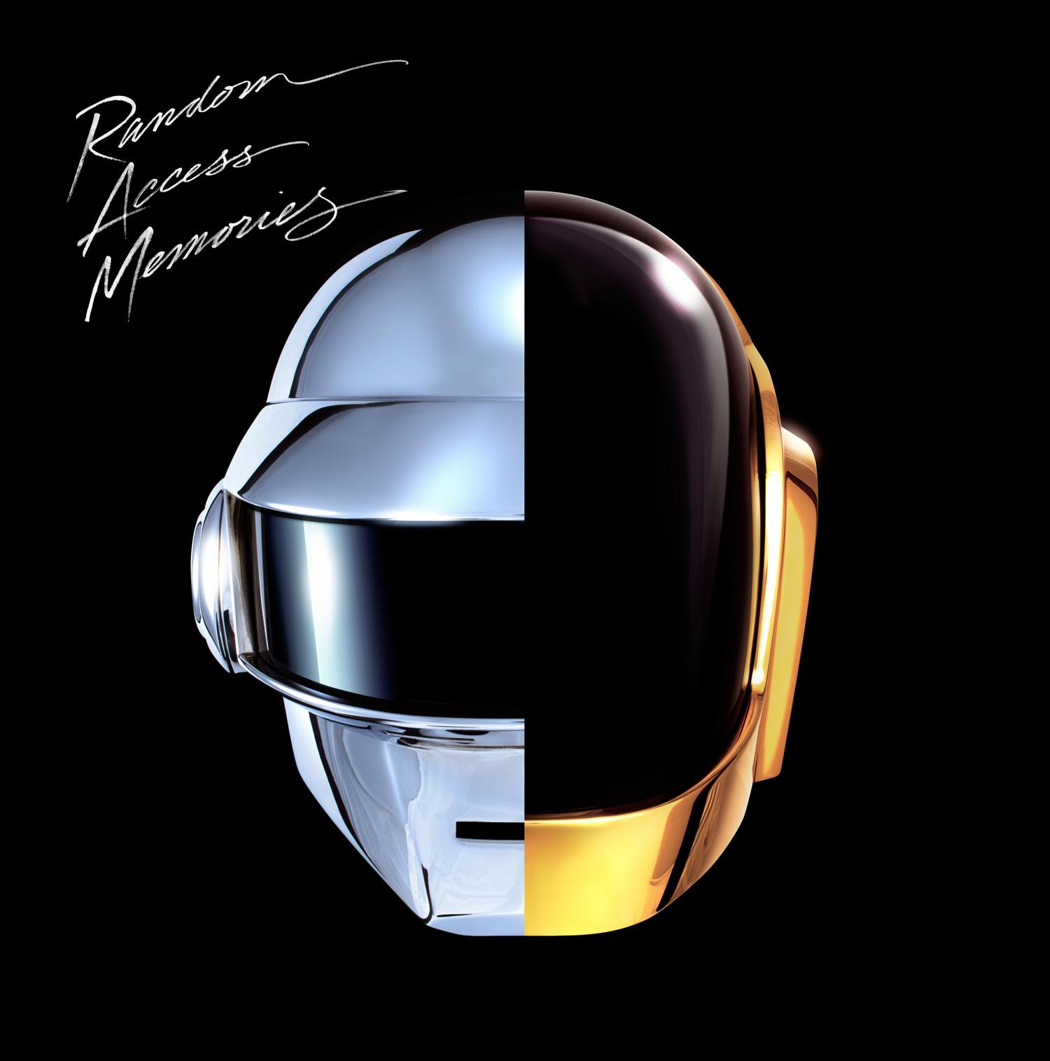 Daft Punk Announce Random Access Memories Amp Cd Vinyl Pre