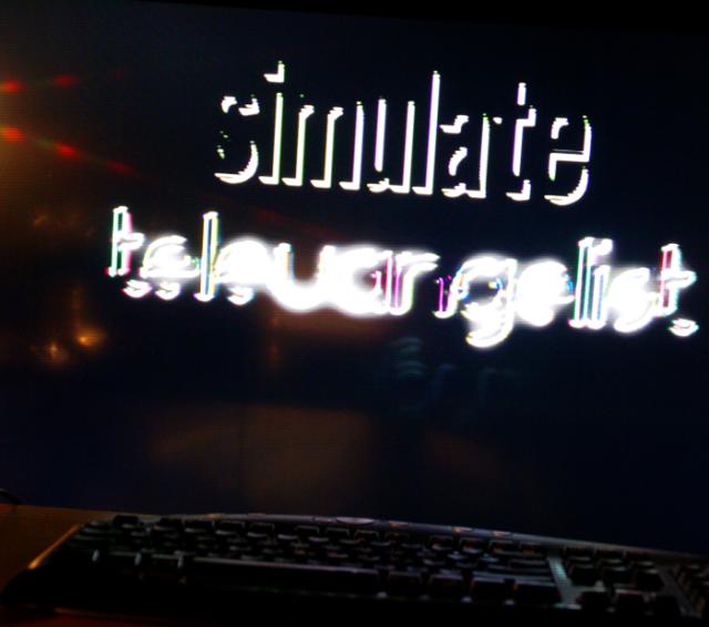 Simulate Televangelist