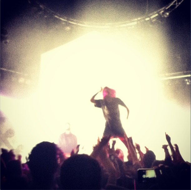 Crystal Castles Mr Smalls Pittsburgh, PA 2013
