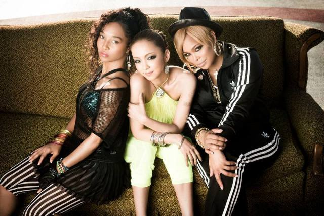 TLC Namie Amuro Waterfalls 20th