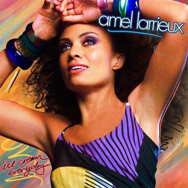 Amel Larrieux Ice Cream Everday