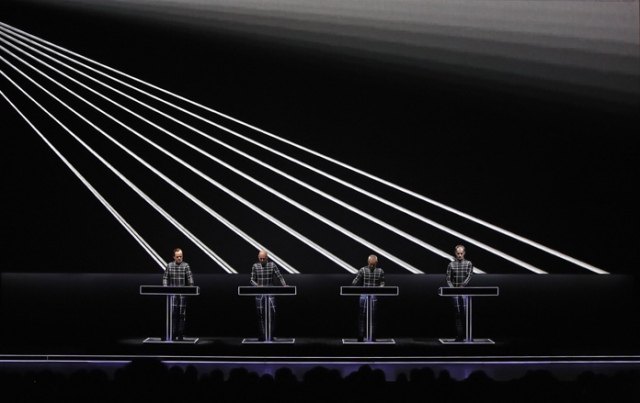 Kraftwerk The Catalogue 12345678