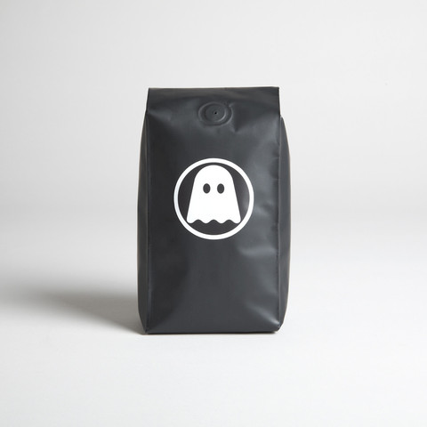 Ghostly International Huron River Roast Coffee