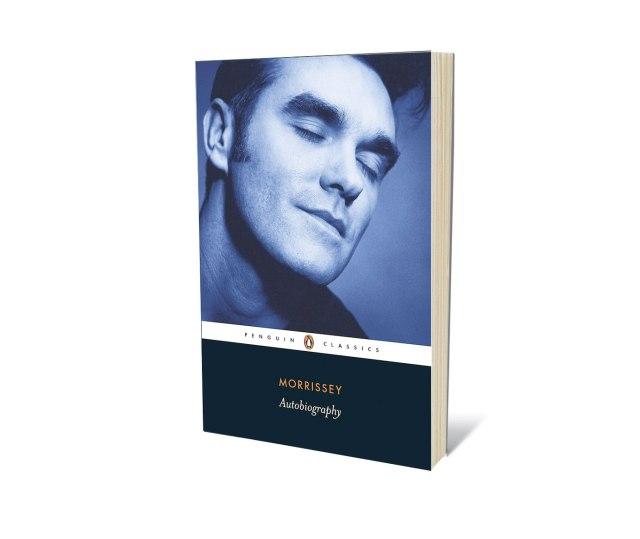 Morrissey Autobiography