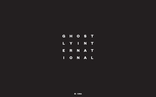 Ghostly International Wallpaper