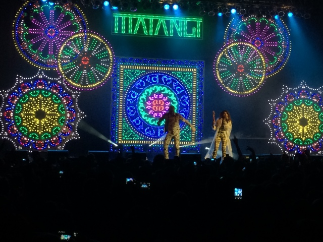 M.I.A. Live Stage AE Pittsburgh